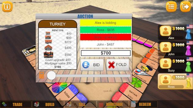 Rento - Dice Board Game Online screenshot 4