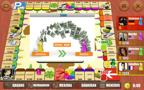 RENTO - Dadu Permainan Online syot layar 1