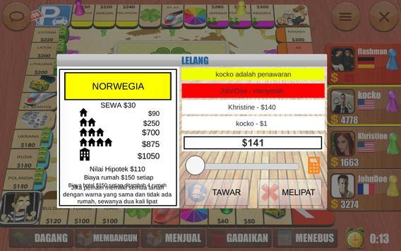 RENTO - Dadu Permainan Online syot layar 6