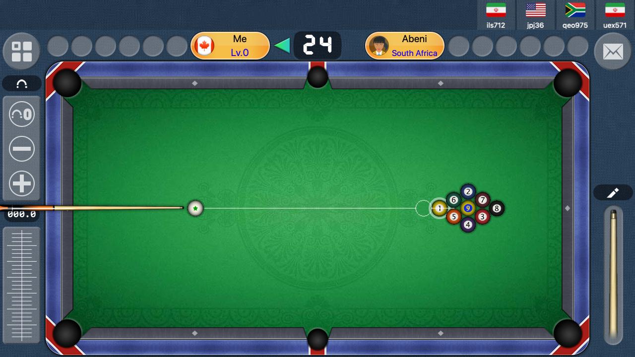 Free Online 9 Ball Pool