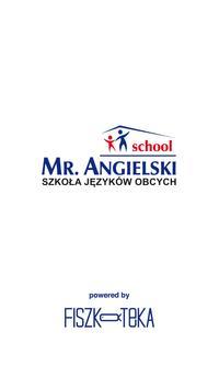 Fiszkoteka Mr. Angielski poster