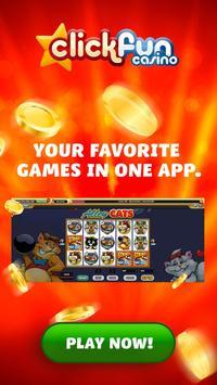 Clickfun Casino Slots poster