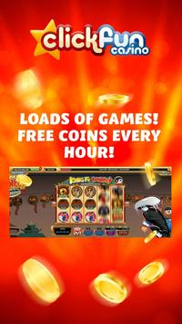 Clickfun Casino Slots screenshot 1