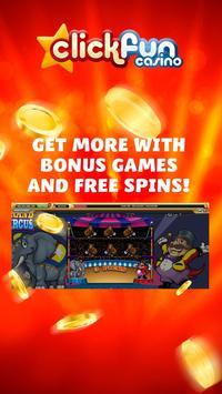 Clickfun Casino Slots screenshot 4