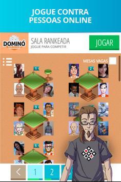 Dominó Online - Jogo Grátis screenshot 11