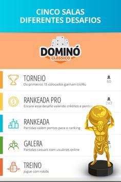 Dominó Online - Jogo Grátis screenshot 15
