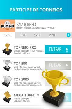 Dominó Online - Jogo Grátis screenshot 16