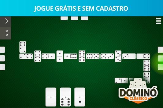 Dominó Online - Jogo Grátis screenshot 1