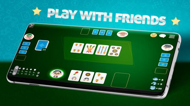 Scopa Online: Free Card Game screenshot 2