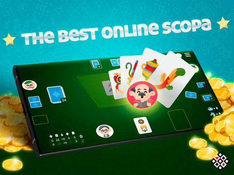 Scopa Online: Free Card Game screenshot 3