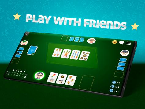 Scopa Online: Free Card Game screenshot 5