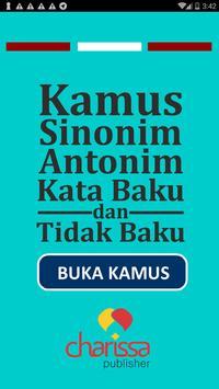 Kamus Kata poster