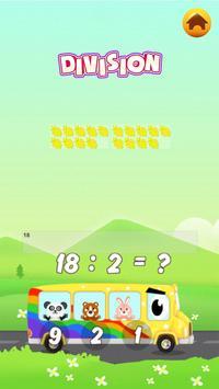 1st 2nd grade math games for kids screenshot 4