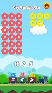 1st 2nd grade math games for kids screenshot 5
