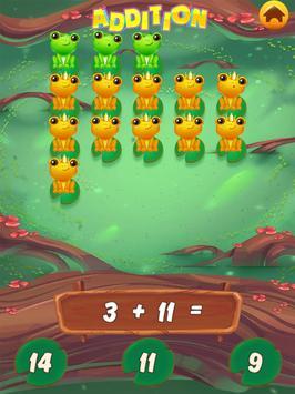 1st 2nd grade math games for kids screenshot 8