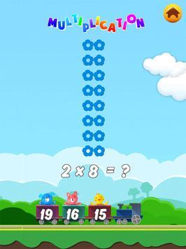 1st 2nd grade math games for kids screenshot 10