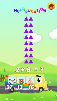 1st 2nd grade math games for kids screenshot 3