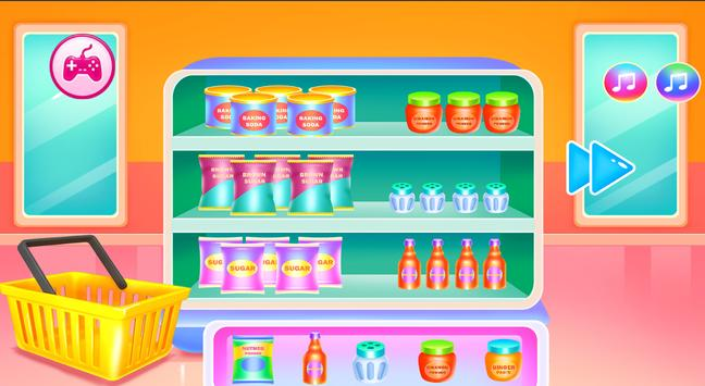 Chinese food and gingerbread cooking games screenshot 8