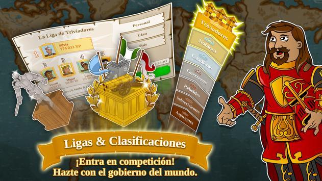 Triviador Mundo captura de pantalla 6