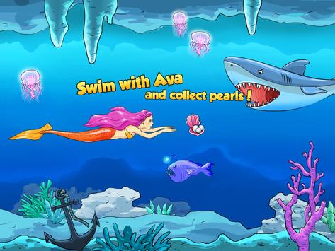 Mermaid Ava and Friends screenshot 13