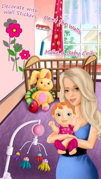 Sweet Baby Girl Newborn Baby screenshot 4