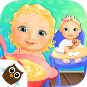 Sweet Baby Girl - Dream House 图标