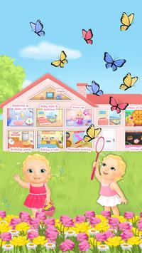 Sweet Baby Girl - Dream House plakat