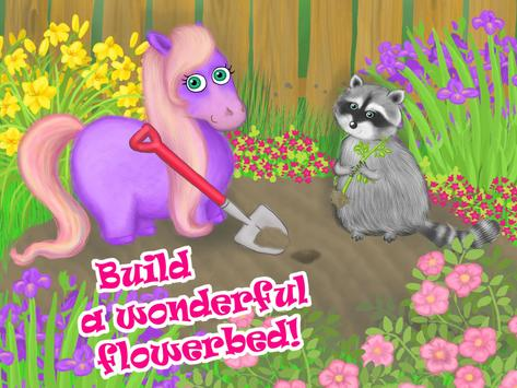 Pony Sisters in Magic Garden screenshot 9
