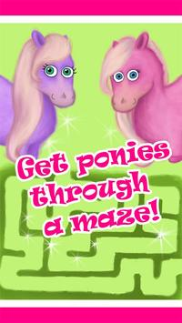 Pony Sisters in Magic Garden screenshot 1