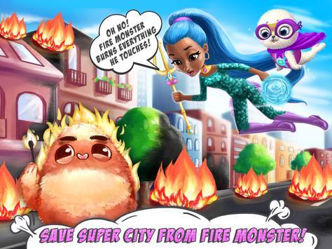 Power Girls Super City تصوير الشاشة 12