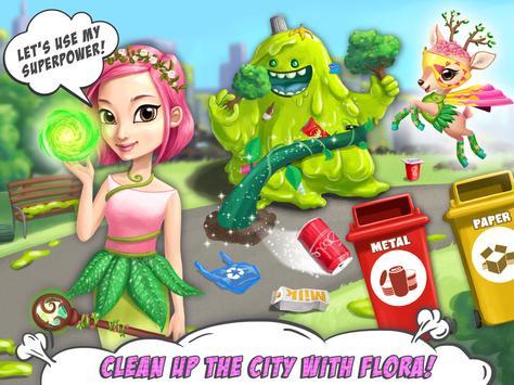 Power Girls Super City تصوير الشاشة 15