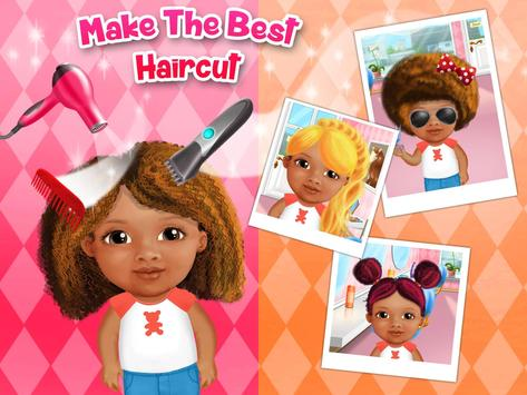 Sweet Baby Girl Beauty Salon screenshot 11