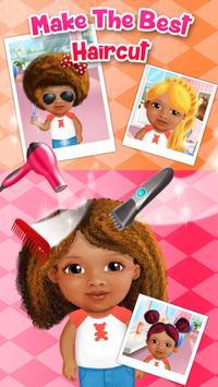 Sweet Baby Girl Beauty Salon screenshot 1