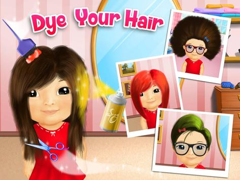 Sweet Baby Girl Beauty Salon screenshot 8