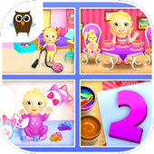 Sweet Baby Girl Dream House 2 icon