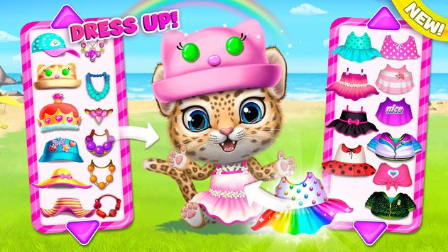 Sweet Baby Girl Summer Fun 2 - Sunny Makeover Game imagem de tela 1