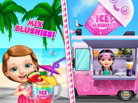 Sweet Baby Girl Summer Fun 2 - Sunny Makeover Game imagem de tela 21