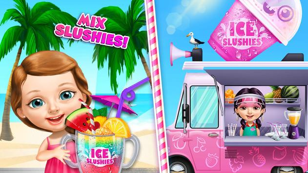 Sweet Baby Girl Summer Fun 2 - Sunny Makeover Game imagem de tela 6