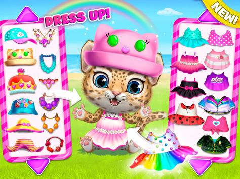 Sweet Baby Girl Summer Fun 2 - Sunny Makeover Game imagem de tela 9