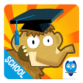 Slice Fractions School Edition icon