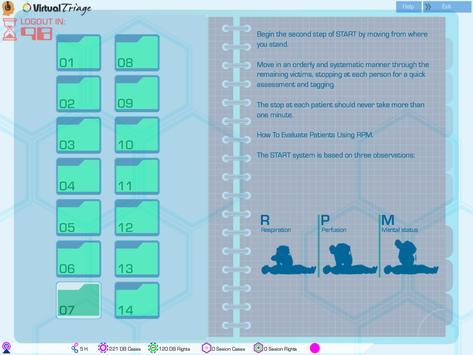 VirtualTriage START screenshot 5
