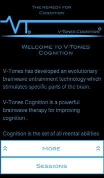 V-Tones Cognition poster
