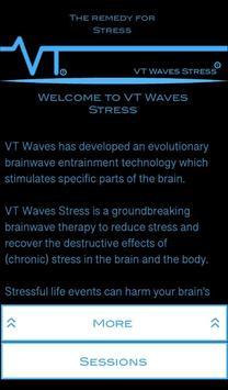 VT Brainwaves Stress poster