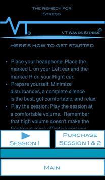 VT Brainwaves Stress screenshot 1