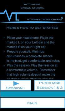 VT Brainwaves Crown Chakra screenshot 1