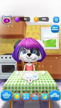 7 Schermata Lucy Dog Care and Play