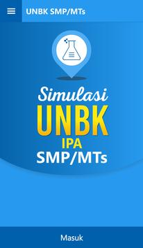 UNBK IPA SMP poster