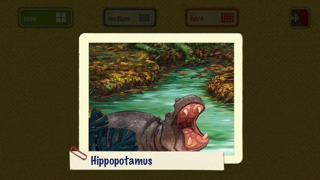 Animal Memory for kids screenshot 12