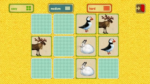 Animal Memory for kids screenshot 13