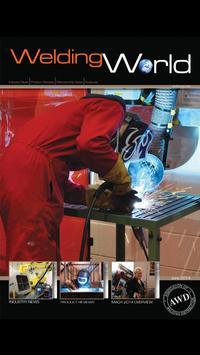 Welding World poster